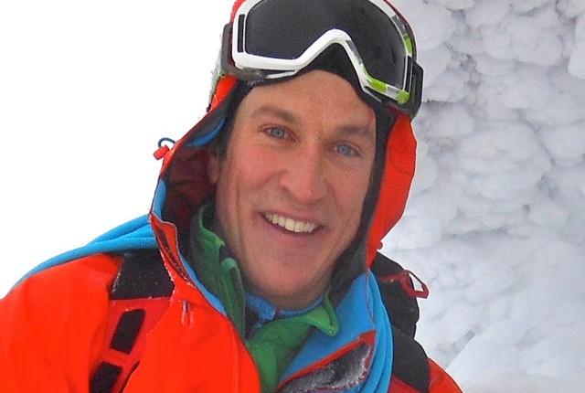 Stephan Ruoss, Bergführer aus Altdorf/Uri